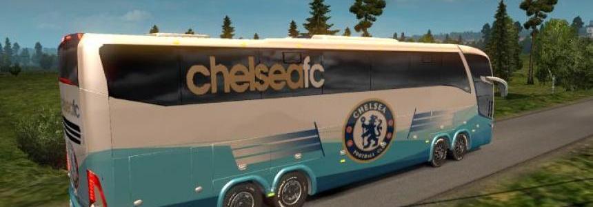 Bus Marcopolo G7 1600LD Chelsea FC v1.18-1.27
