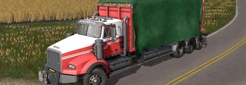 NLD SX 210 Twinstar Balen Truck v1.0.0.0 Beta