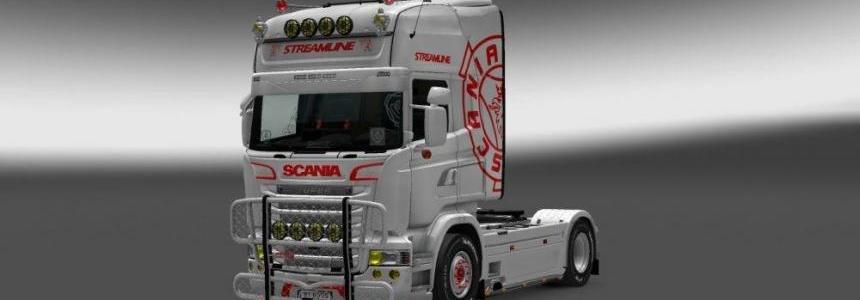 Scania RJL Skin