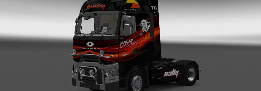 Renault T Rally skin 1.27