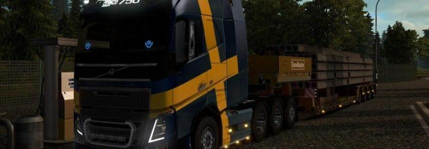 New Volvo FH16 2012 v11.0