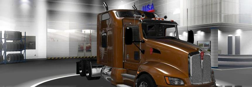 USA TRUCKS BY TERM99 FOR MARIO MAPS v3.0