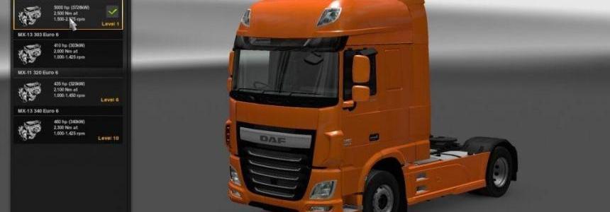 5000HP mod all trucks