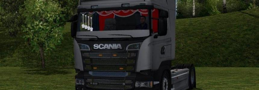Scania Streamline Turkish Job