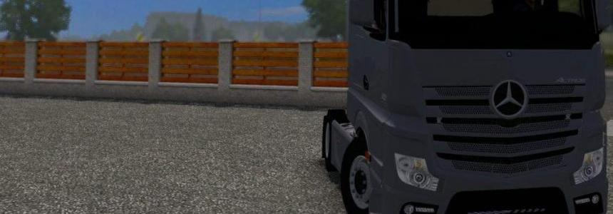 Mercedes Benz Actros MP4 1.27.x