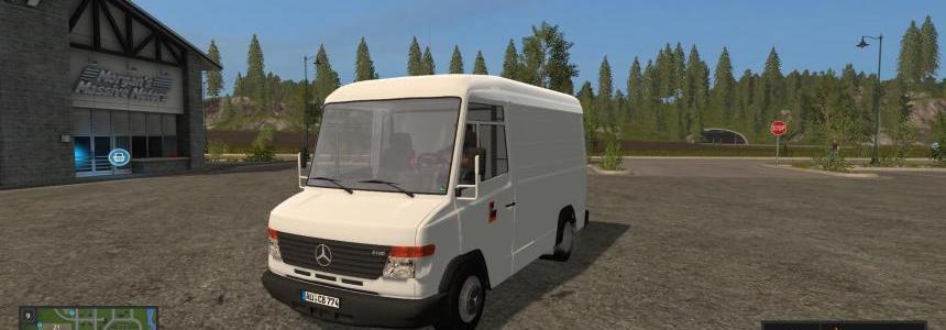 Mercedes Benz Vario 614D v1.0