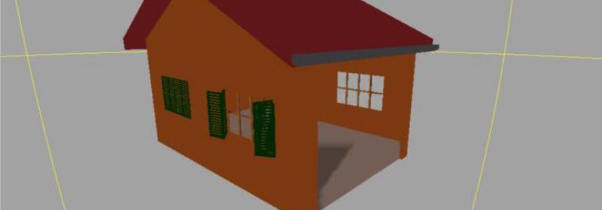 Small garage v1.0