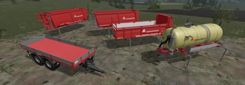 Annaburger HTS 22.79 Base Transporter v1.0