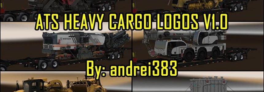 ATS Heavy Cargo Logos v1.0