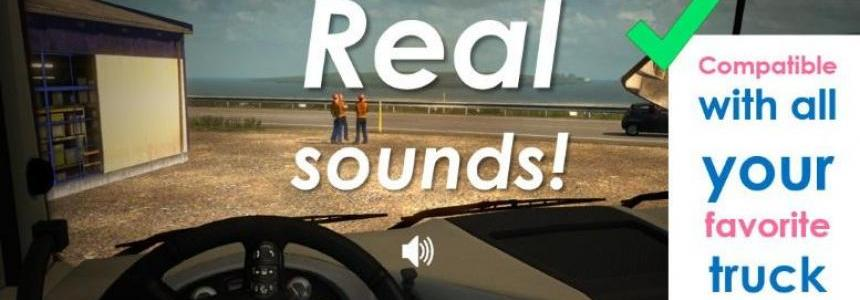 ATS Sound Fixes Pack v17.44