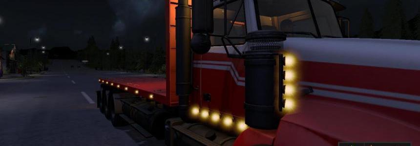 Auto turck trailer v1.0
