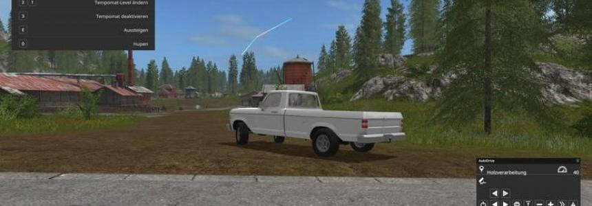 AutoDrive Goldcrest Valley incl. Forestry and sawmill v2.0