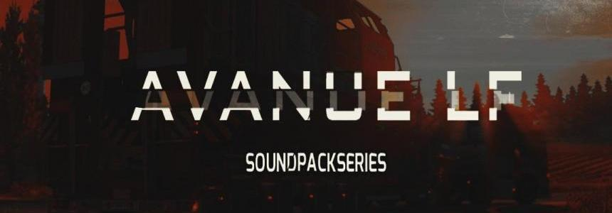 AvanueLf Sound Pack v10.5 ATS BETA