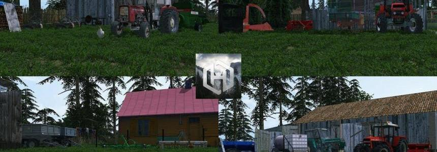 Best Polish Mod Pack for FS17 v1.0