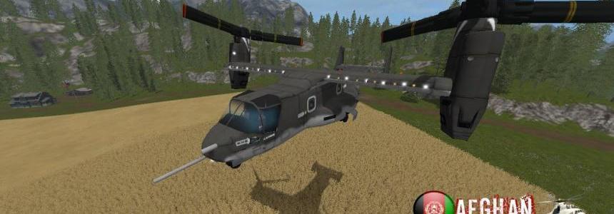 Boeing V-22 Osprey Mod by LAMBO v1