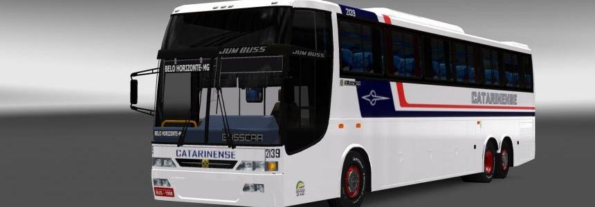 Busscar Scania Jum Buss 360 (1.27)