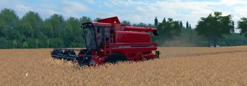 Case IH 1660 combine Sample Mod v1