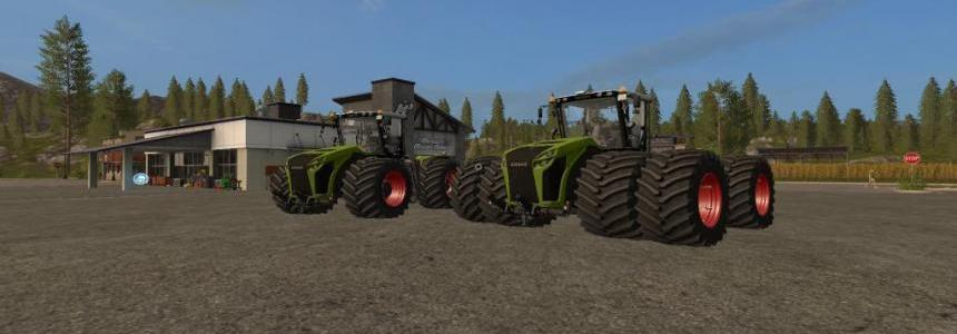 Claas Xerion 5000 Horse Power 1