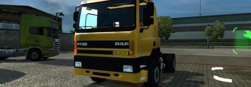DAF CF 85 Fixed v1.0