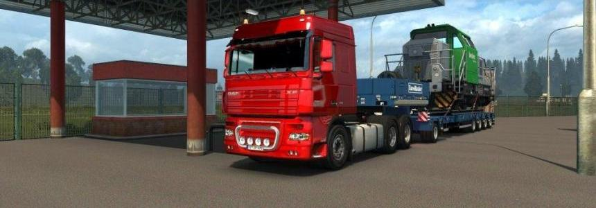 DAF XF Stock Sound v2.0