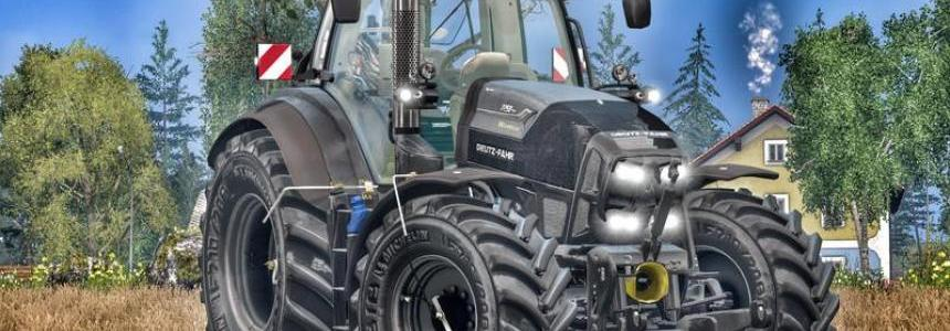 Deutz Fahr 7250 TTV Warrior v5.4.1.0