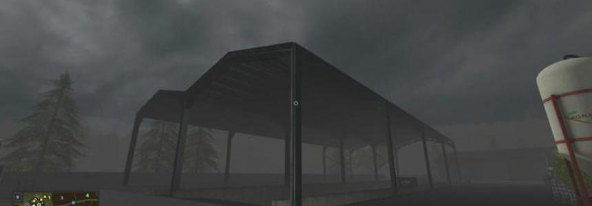 Driving silo roof v1.0