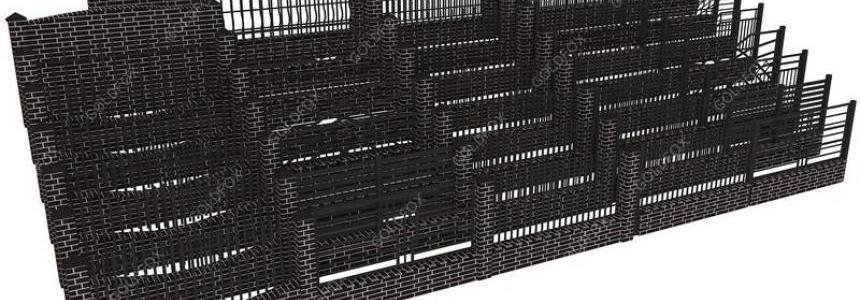 Fence Pack 3 v1.0