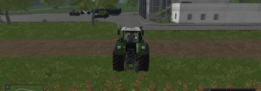 Fendt 1000 Tractor v1.1