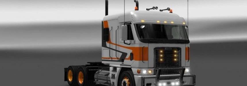 Freightliner Argosy Reworked v2.3.1 [1.27.x]