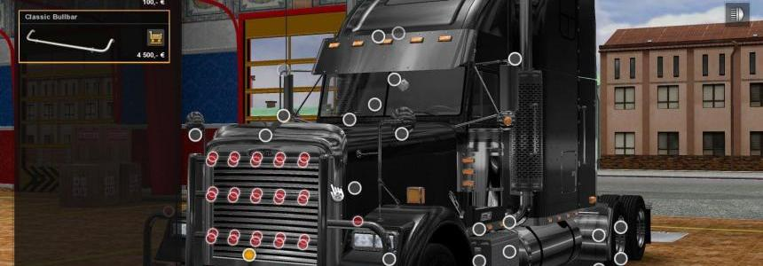 Freightliner Classic XL Reworked v2.1 [1.27.x]