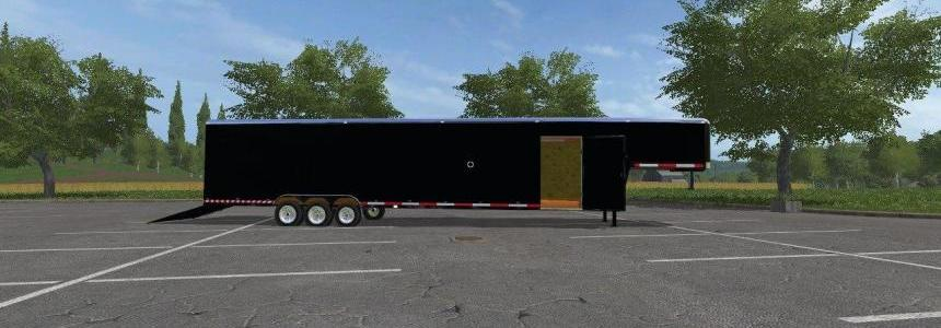 FS17 box trailer v1.0