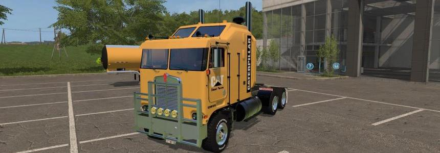 FS17 Cat Truck & Trailer Pack v1.0