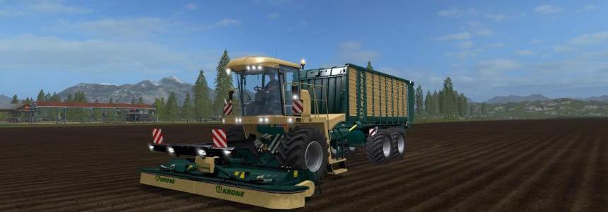 FS17 Krone Big L500 v1.0