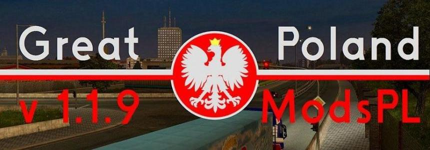 Great Poland v1.1.9 by ModsPL