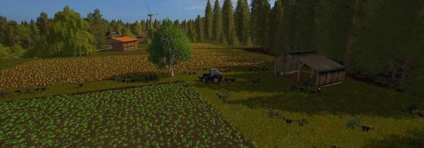 Hof East Farming simulator 17 v1