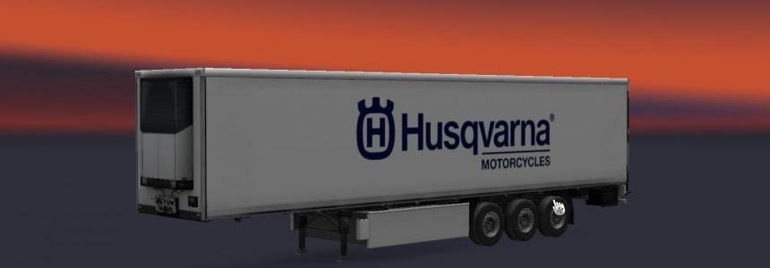 Husqvarna trailer V1