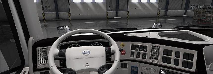 Interor for Volvo VNL 670 v1.0