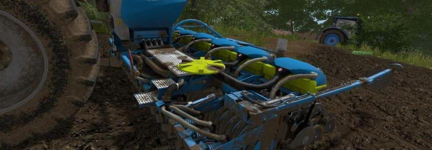 ITS Lemken Azurit Hybrid v2.6