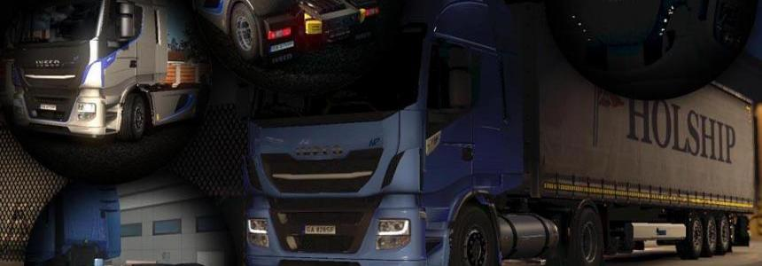 Iveco Stralis XP & NP by Racing v1.2