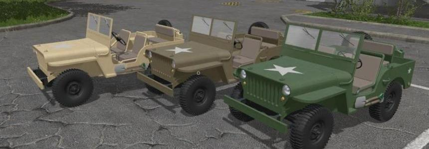 Jeep Willys v1.0