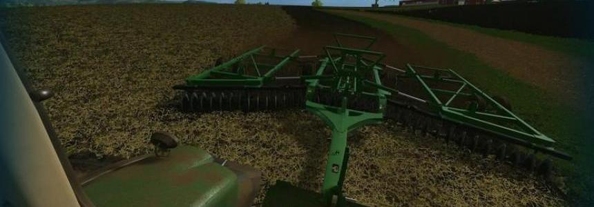 John Deere 2623 Disc Pack v1.0
