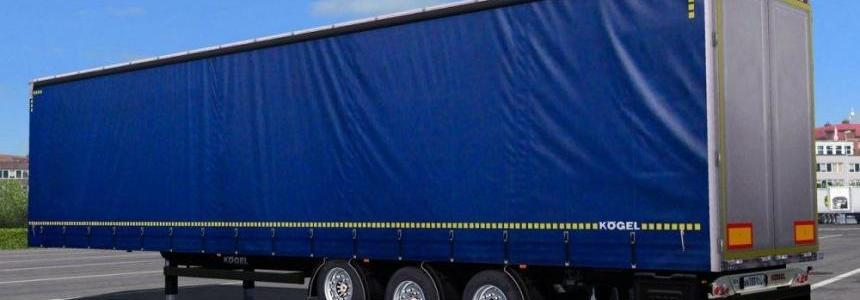 Kogel Mega Blue Trailer 1.27.x