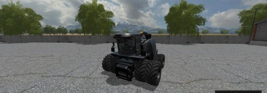 Krone BigX1100 Blackhammer v2.0