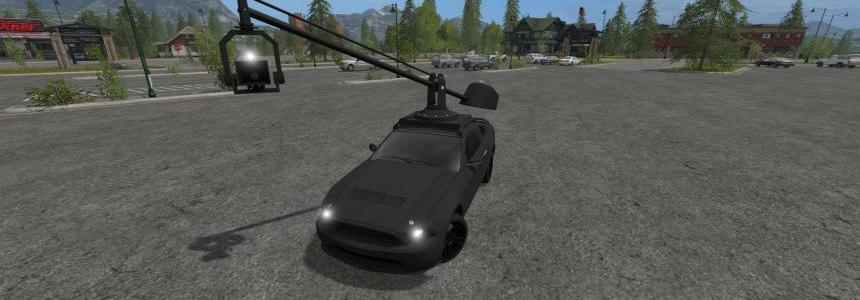 Lizard Roadrage Camera car v1.0.0