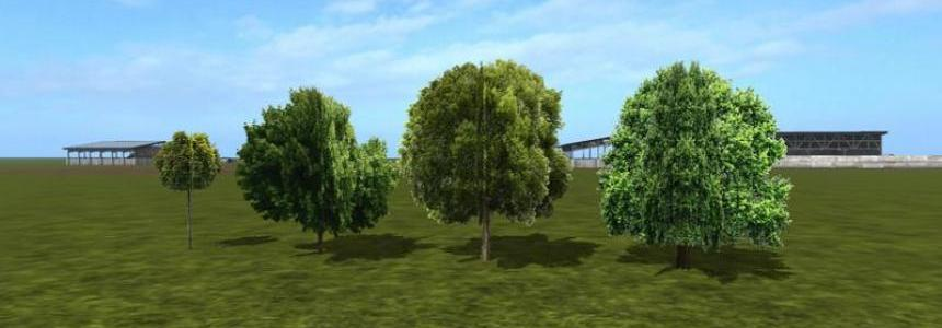Lowpoly Trees v1.0