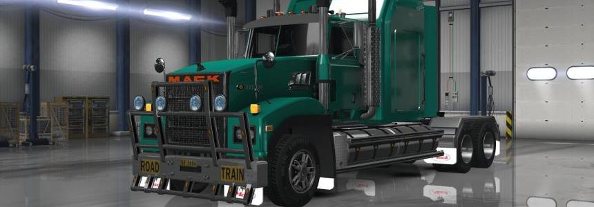 Mack Titan V8 only 1.27 [LOG CLEAN]
