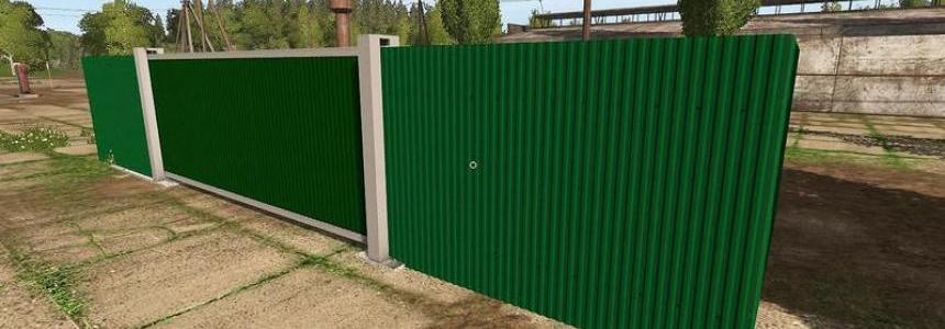 Pack fences and gates v2.0