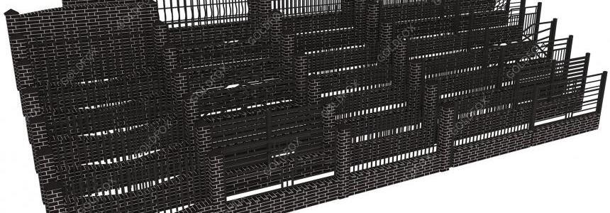 Pack of Fences 3 v1.0
