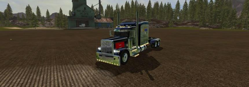 Peterbuilt FarmHorese TheSqaud GM and Spencer TV edition v1.0