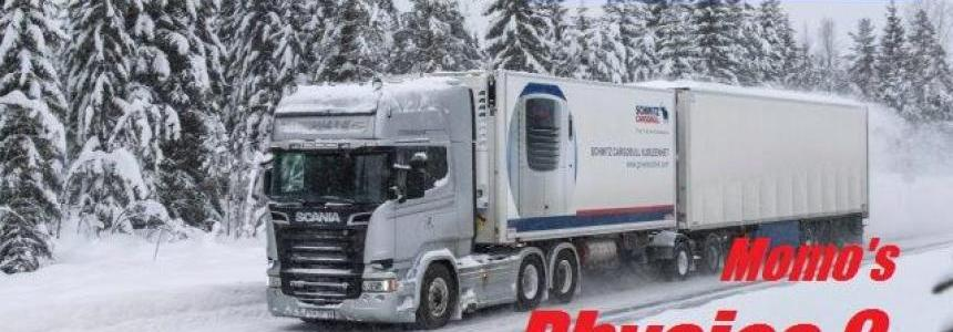 Physics 2 Snow Edition + Winter Mod 1.27.x